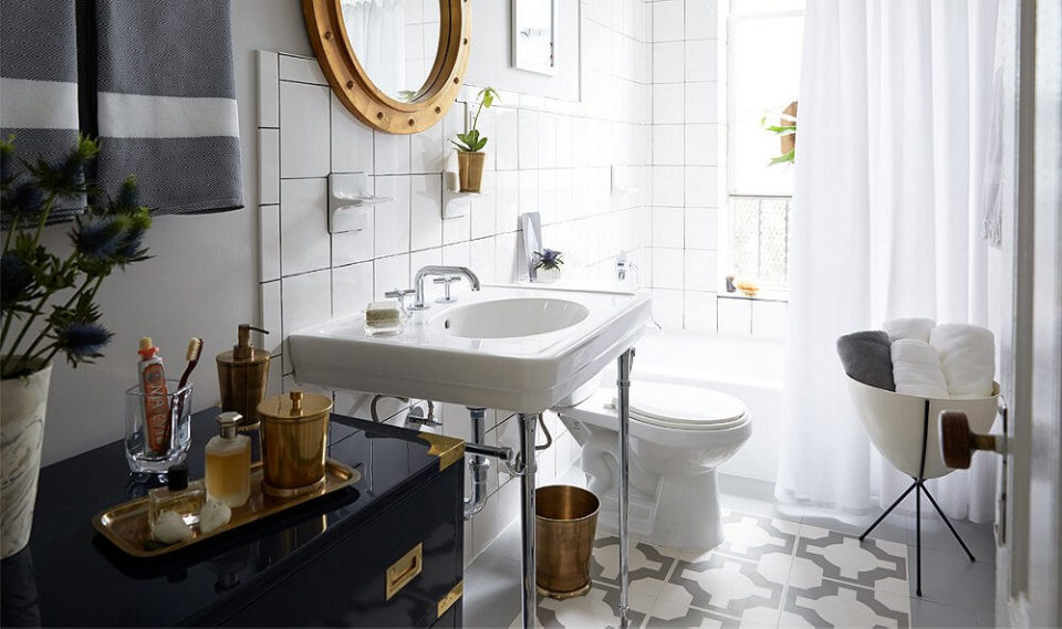 Finding the Bathroom Makeover Solution
