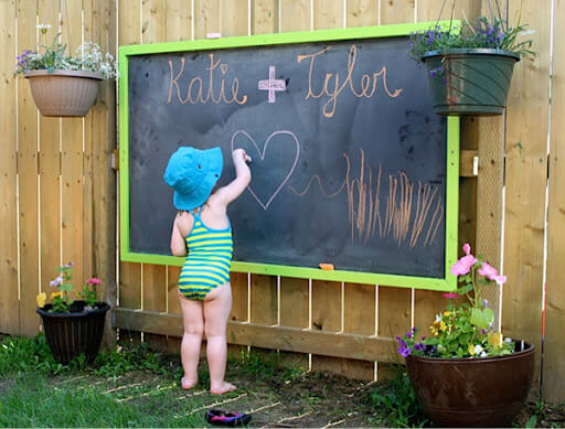 super easy blackboard